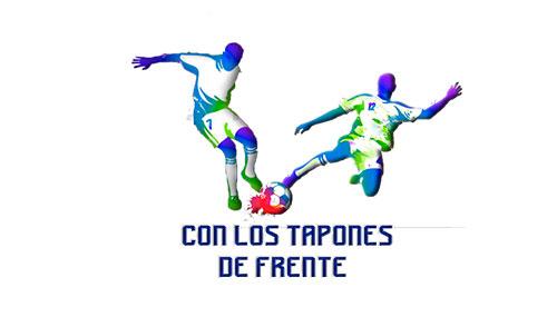 CON LOS TAPONES DE FRENTE